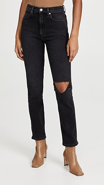 RE/DONE 70's Straight Jeans