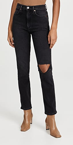 RE/DONE - 70's Straight Jeans