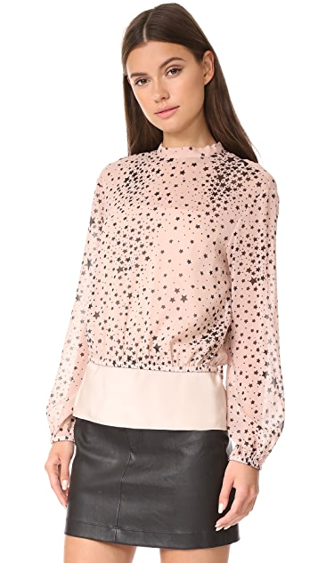 RED Valentino Star Top