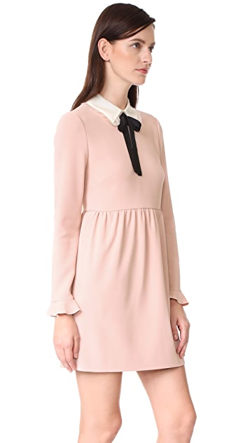 RED Valentino Collared Dress