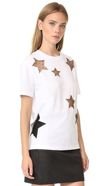 RED Valentino Star T-Shirt