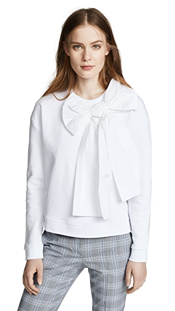 RED Valentino Bow Sweater