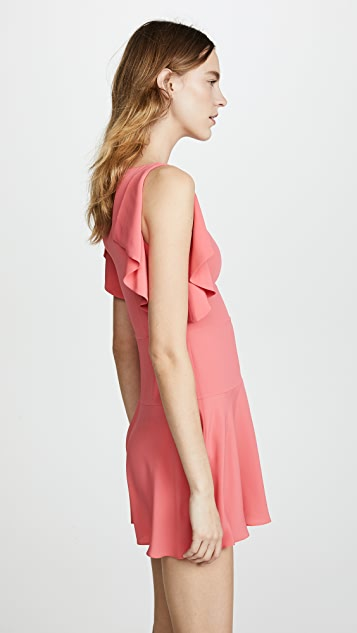 RED Valentino Pink Mini Dress