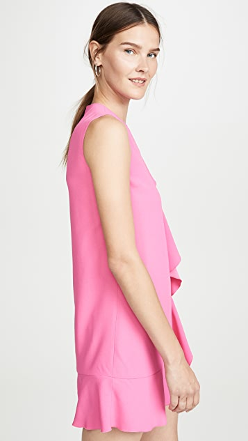 RED Valentino Crepe Dress