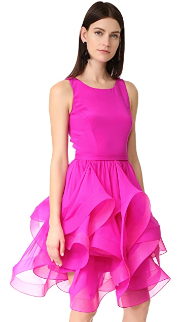 Reem Acra Sleeveless Dress