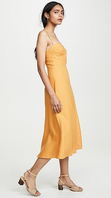 Reformation Nebraska Dress