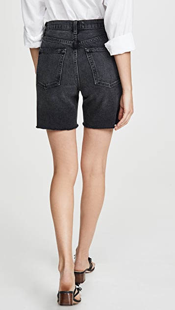 Reformation Allie Jean Shorts