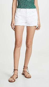 Dixie High Rise Jean Shorts