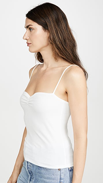 Reformation Minka Tank Top