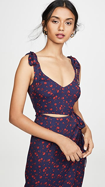 Reformation Belinda Dress
