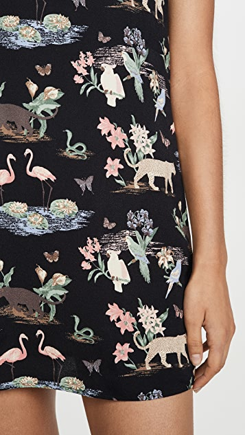 Reformation Платье Lindsay