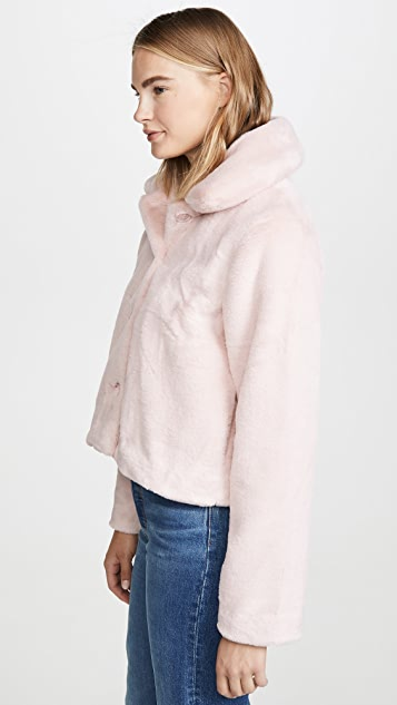 Reformation Hampton Coat