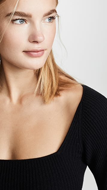 Reformation Isabel Cashmere Sweater