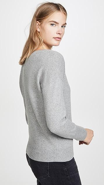 Reformation Sadie Cashmere Sweater