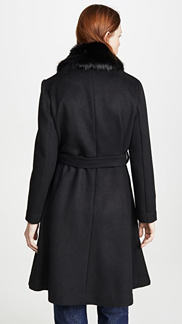 Reformation Somerset Coat