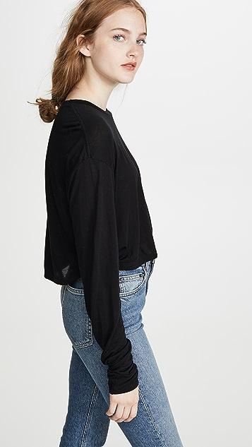 Reformation Chloe 长袖 T 恤