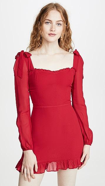 Reformation Elin 连衣裙