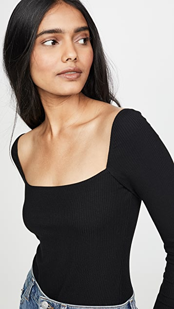 Reformation Gaia Bodysuit