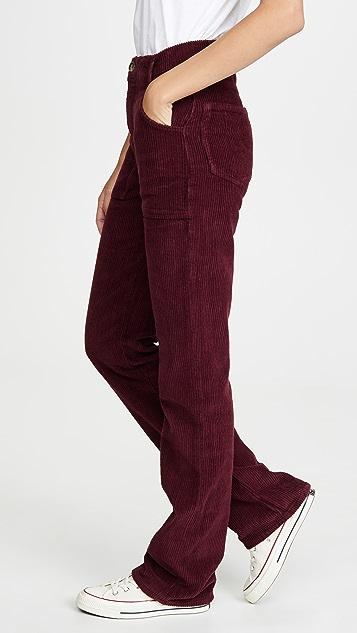 Reformation Daphne 灯芯绒长裤