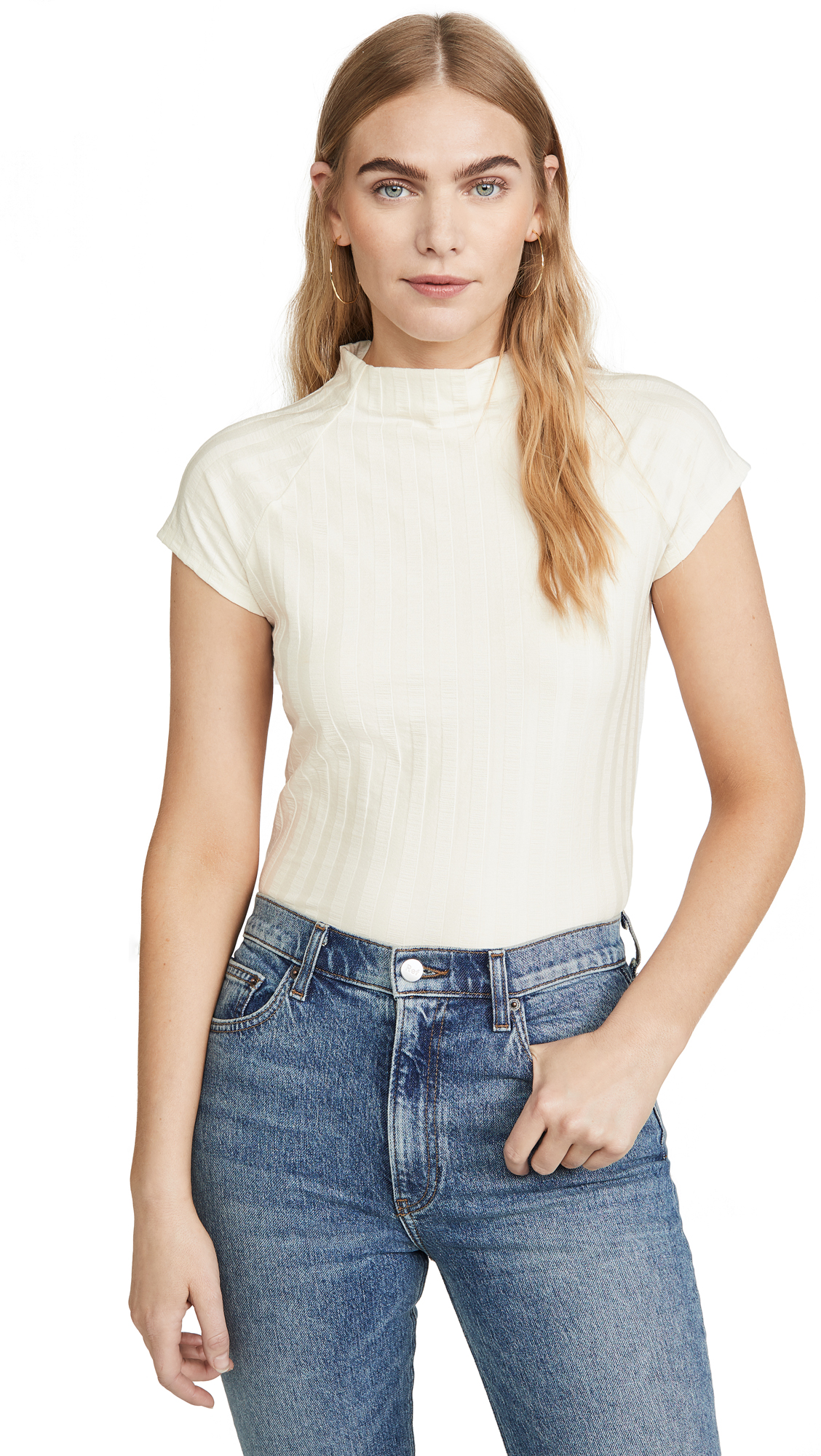 Reformation Giselle Tee