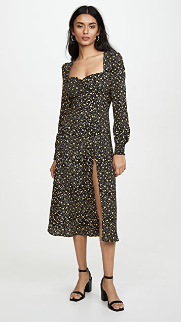Reformation Wallflower Dress