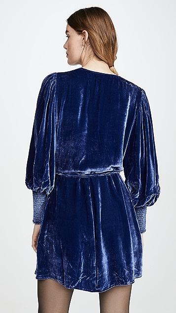 Reformation Платье в богемном стиле