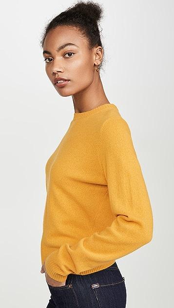 Reformation Cashmere Crew Sweater