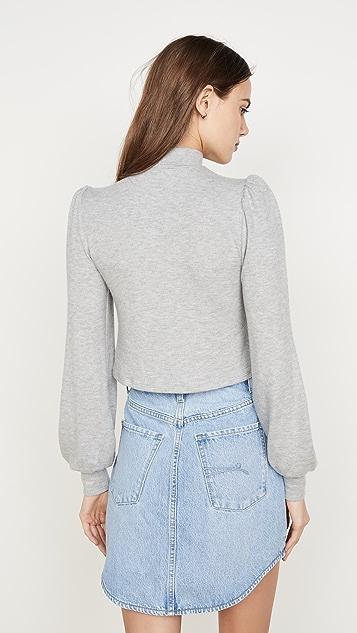 Reformation Kelly Turtleneck Sweater