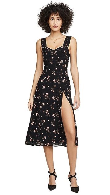 Reformation Платье Fulton
