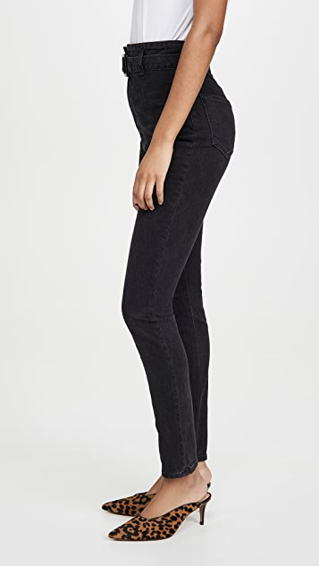 Reformation Kayo High Skinny Jeans