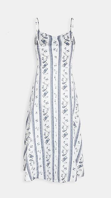 Reformation Parke 连衣裙