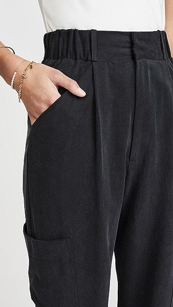 Reformation Rodin 长裤
