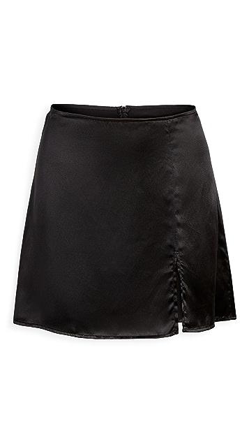 Reformation Robbie Skirt