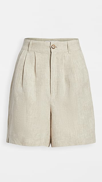 Reformation Bello Shorts
