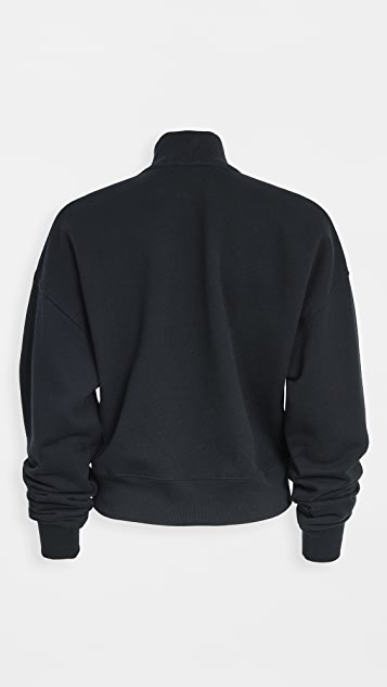 Reformation Marla 拉链运动衫