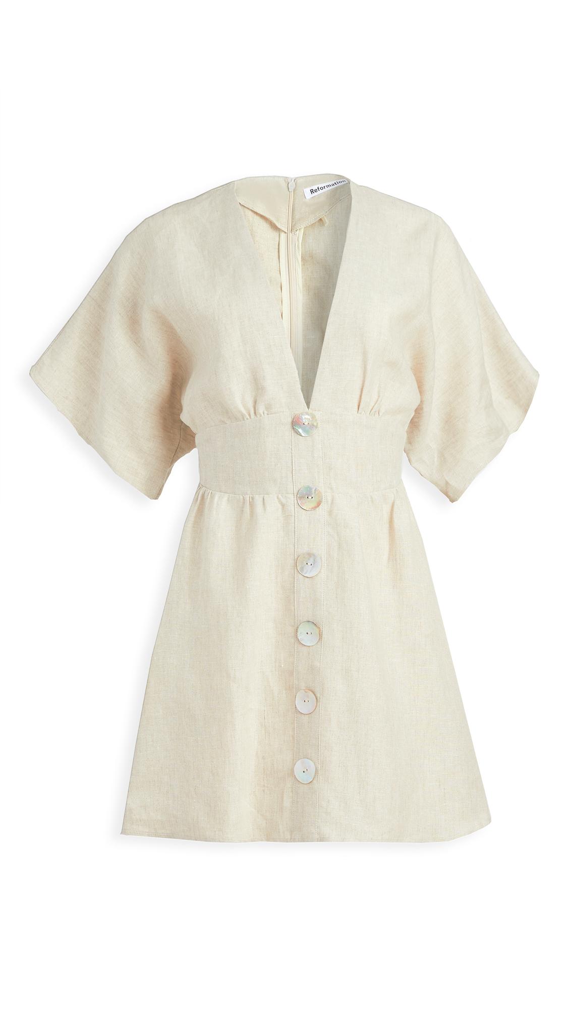 Reformation Ty Dress