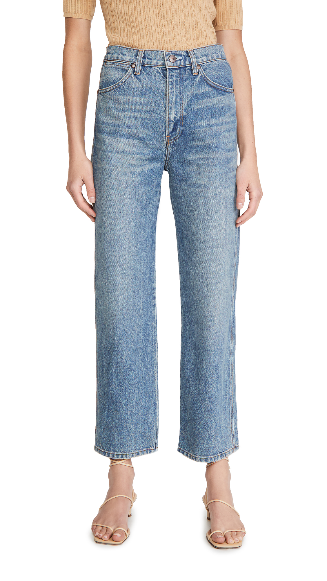 Reformation Cowboy Jeans