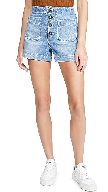 Reformation Eloise Shorts