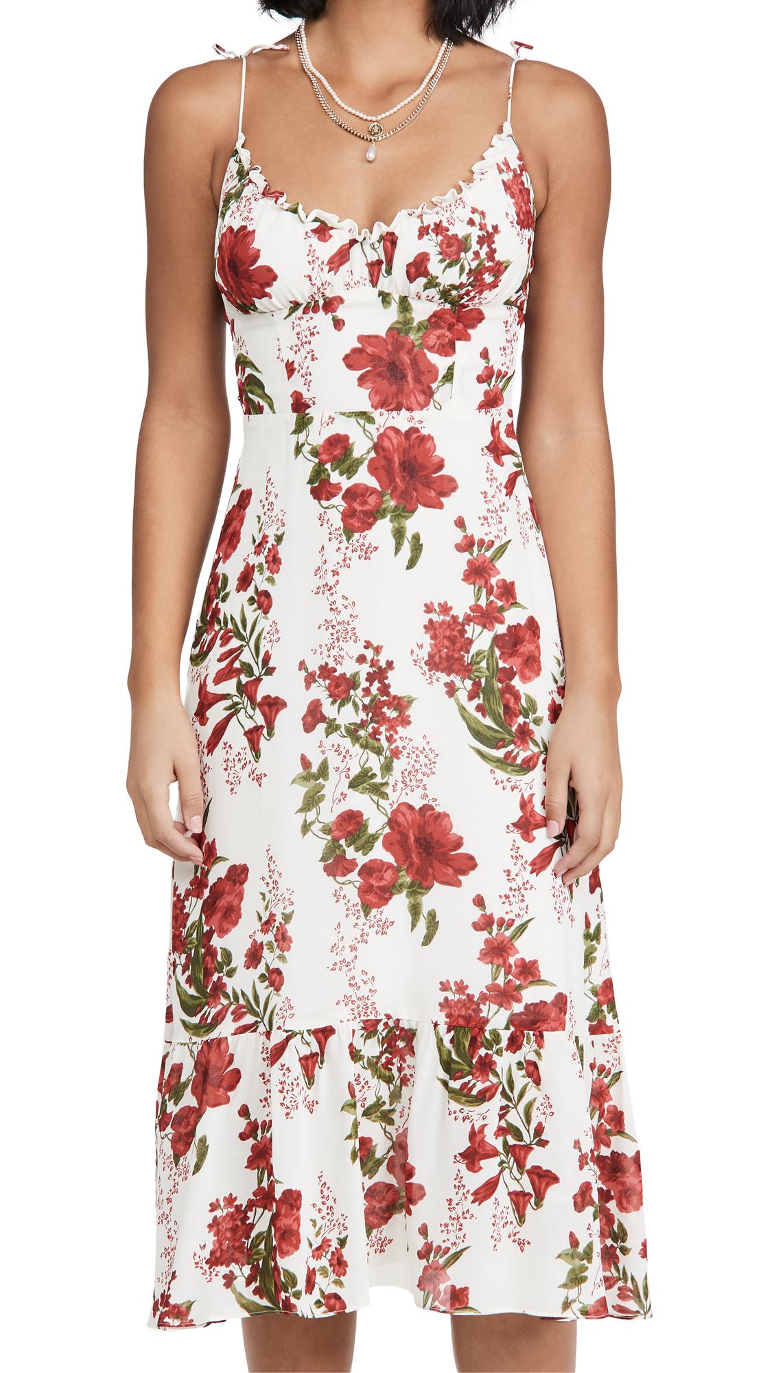Reformation Embry Dress