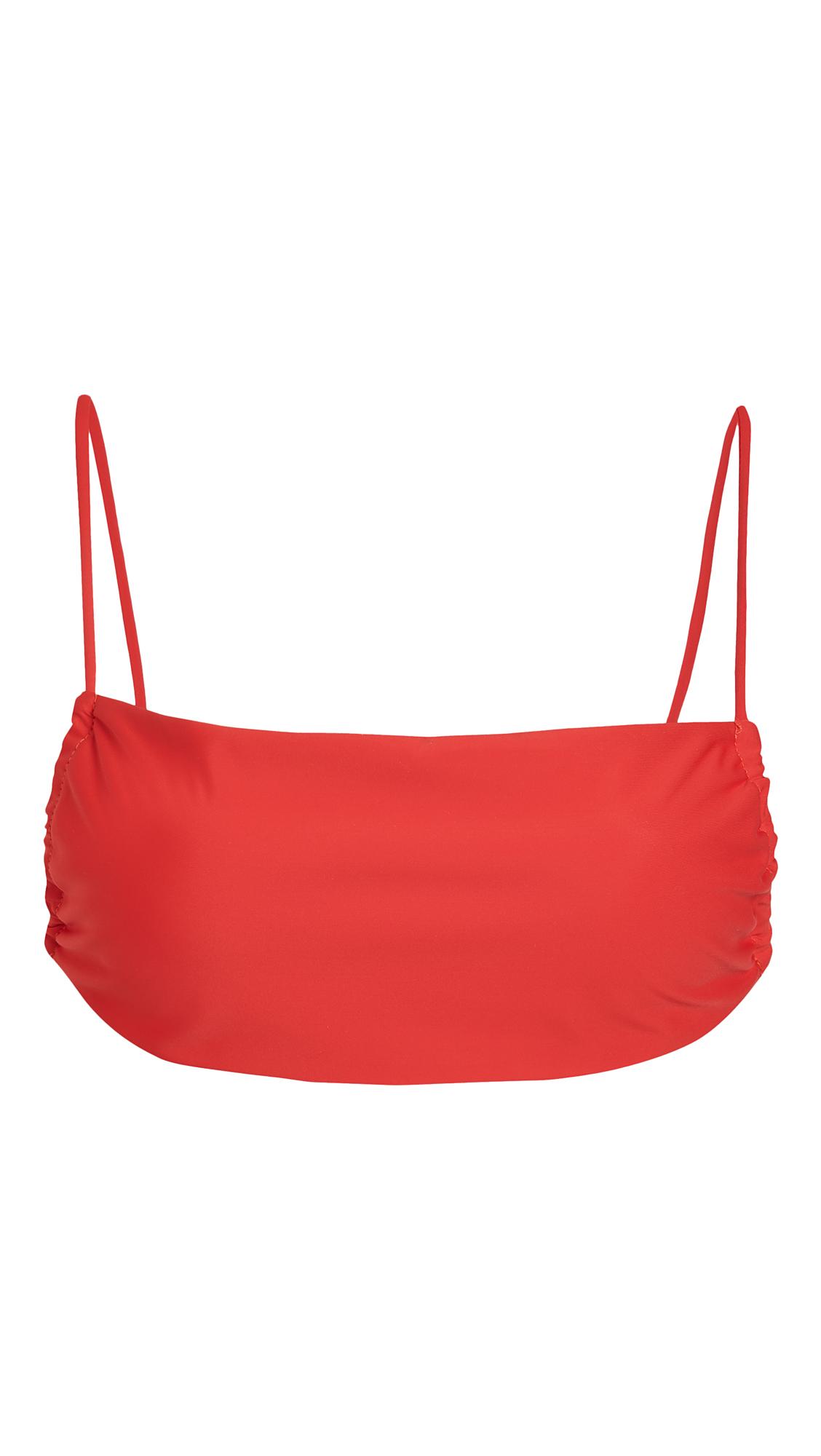 Reformation Taylor Bikini Top