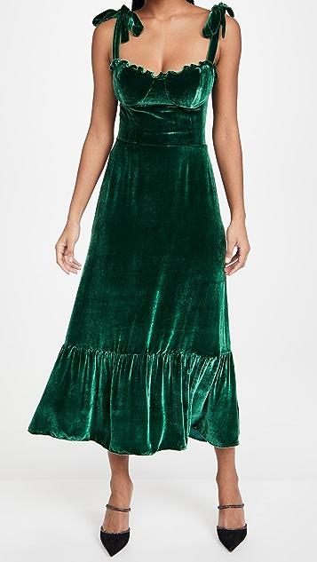 Reformation Antoinette 连衣裙