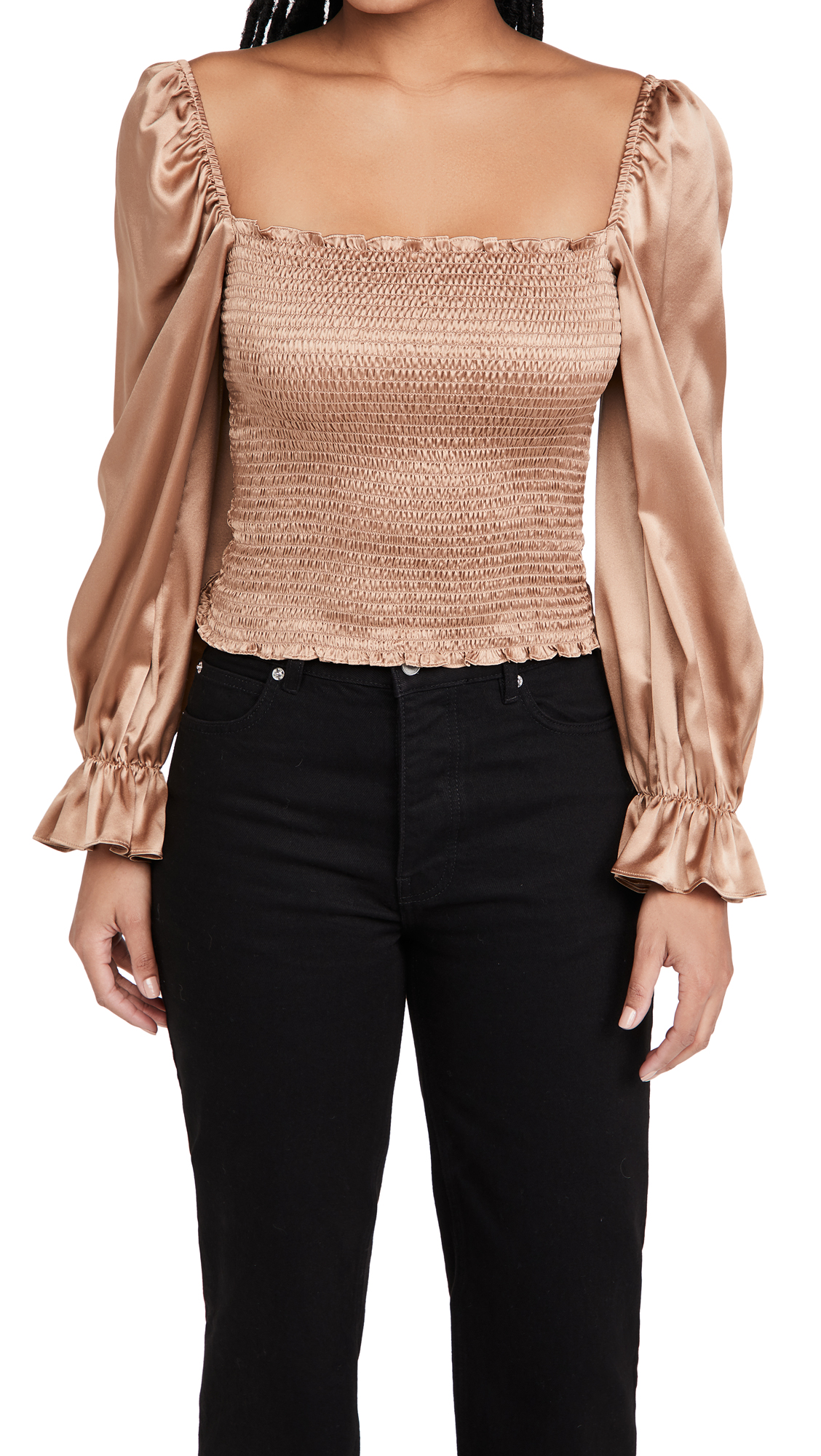 Reformation Chamomile Top