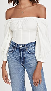 Reformation Truffle Top