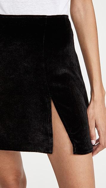 Reformation Cleo Skirt
