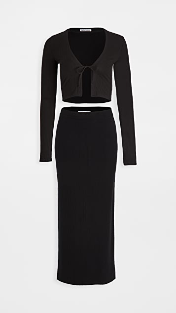 Reformation Lester Two Piece