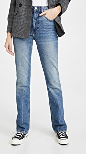 Reformation Peyton High Rise Bootcut Jeans