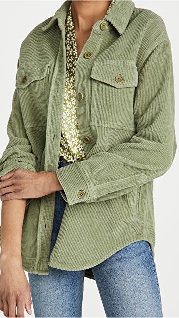 Reformation Jennings Jacket