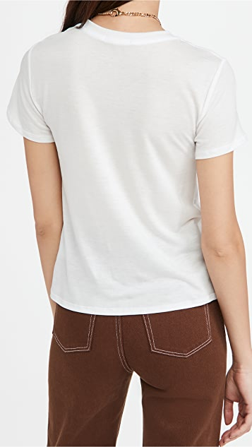 Reformation Joplin 休闲 T 恤