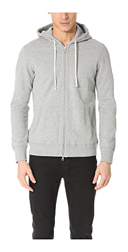 Reigning Champ - Mid Weight Terry Zip Hoodie