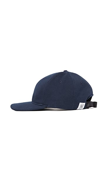 Reigning Champ 6 Panel Cap